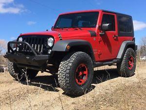 2015 Jeep Wrangler Sport repair Montreal jeep repair montreal