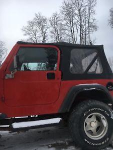 Chrome Jeep Wrangler repair Montreal jeep repair montreal
