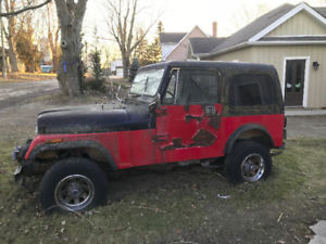 Jeep Cj7 Parts Montreal jeep parts montreal