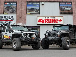 Jeep Wrangler repair Accessories Montreal jeep repair montreal