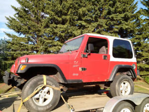 Used Jeep Tj Parts And Accessories Montreal Used jeep parts montreal
